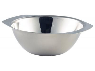 S/St.Soup Bowl 12oz 110mm Dia