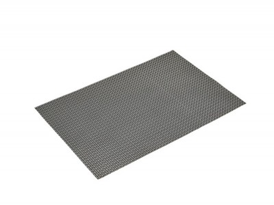 Placemat Silver-Gold 45 x 30cm PVC