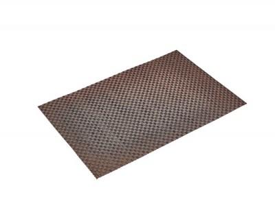 Placemat Copper 45 x 30cm PVC