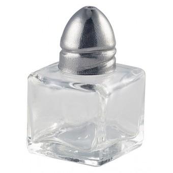 Individual Glass Salt Pot...