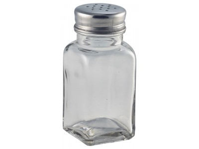 Nostalgic Salt/Pepper Shaker 2oz...