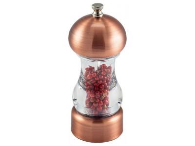 Antique Copper & Acrylic Salt/Pepper...