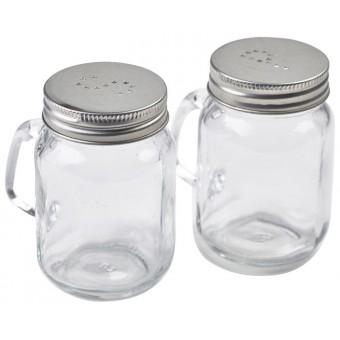 Mason Jar Salt & Pepper...
