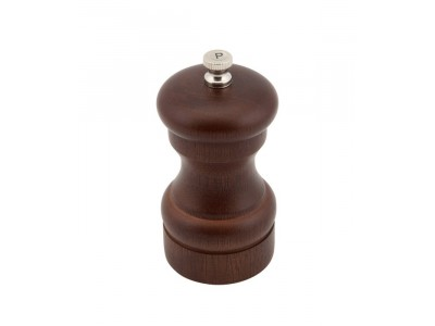 Genware Dark Wood Salt Or Pepper...