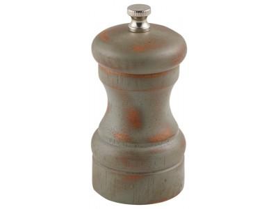 Antique Finish Salt/Pepper Grinder 10cm