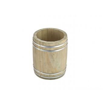 Miniature Wooden Barrel...