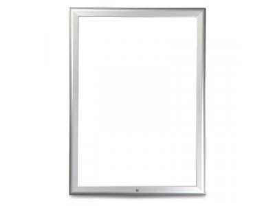 Genware A4 Tamper Proof Snap Frame