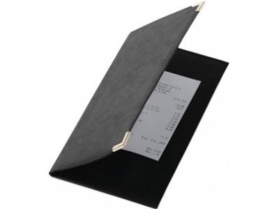 Classic Bill Presenter 23 x 13cm Black