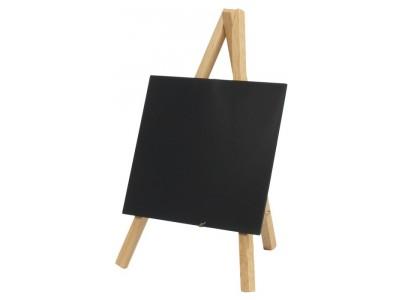 Mini Chalkboard Easel 24 X 11.5cm...