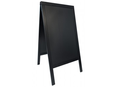 Sandwich A-Board 70X120cm, Black