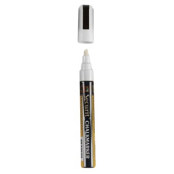 Chalkmarker Single White...