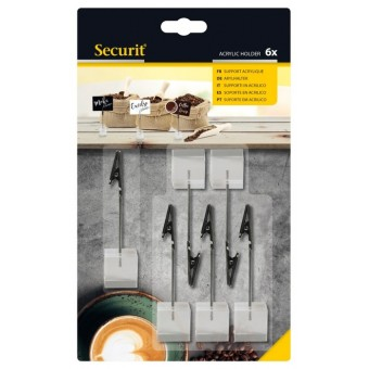 Acrylic Tag Holders (Set of...