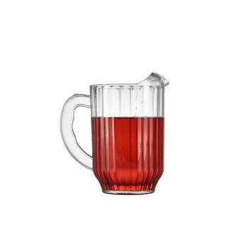 Pitcher PC 60oz Clear 1.8...
