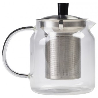 Glass Teapot with Infuser...