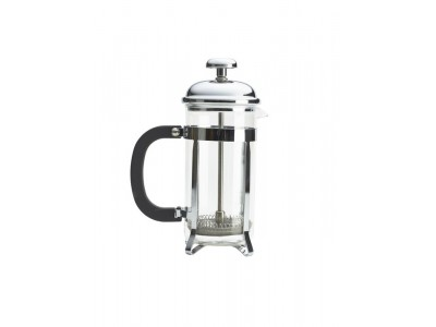 3-Cup Economy Cafetiere Chrome 11oz...