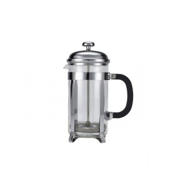 8 Cup Cafetiere Chrome...
