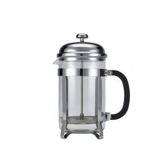 12 Cup Cafetiere Chrome...