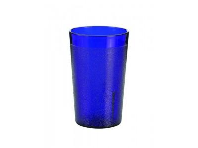 Plastic Tumbler 28cl / 10oz Blue