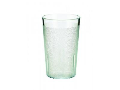 Plastic Tumbler 28cl / 10oz Clear