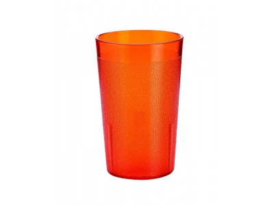 Plastic Tumbler 28cl / 10oz Red