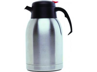Coffee Inscribed St/St Vacuum Jug 2.0L