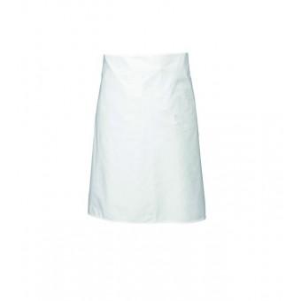 White Waist Apron 90cm X 70cm