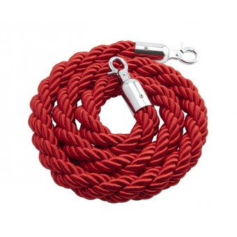 Barrier Rope Red - Use W/...
