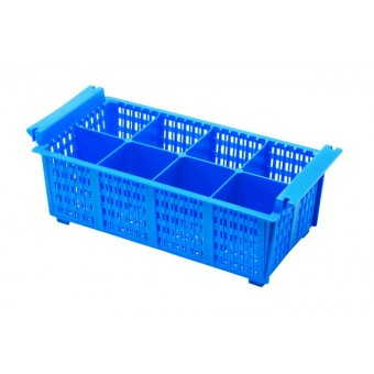 8 Compart Cutlery Basket...