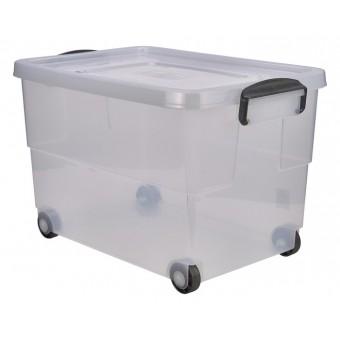 Storage Box 60L W/ Clip...