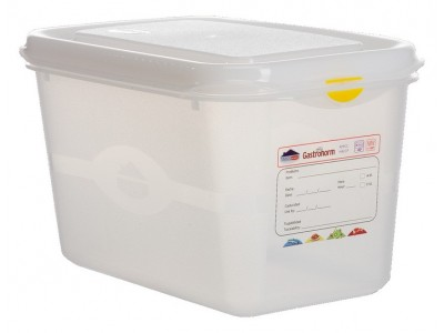 GN Storage Container 1/4 150mm Deep 4.3L