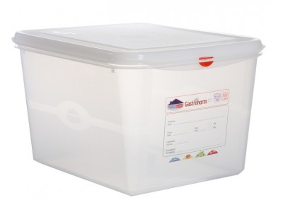 GN Storage Container 1/2 200mm Deep...