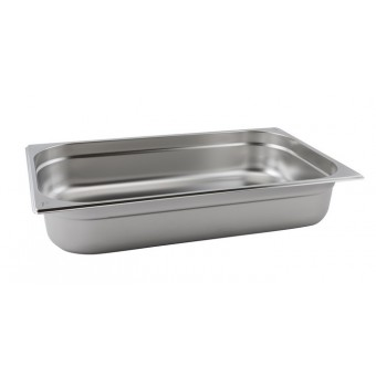 St/St Gastronorm Pan 1/1 -...