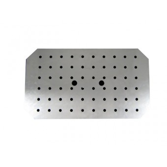St/St 1/1 Size Drainer Plate