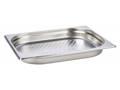 Perforated St/St Gastronorm Pan 1/2 -...