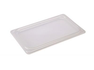 1/1 Polypropylene GN Lid Clear