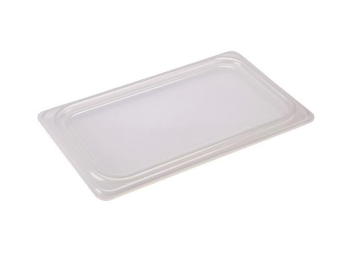 1/6 Polypropylene GN Lid Clear, Genware, Polypropylene