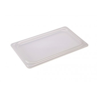 1/9 Polypropylene GN Lid Clear