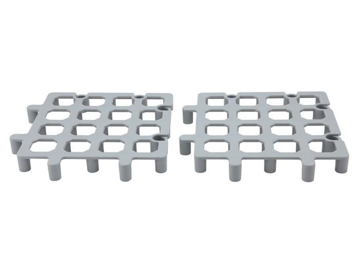 PP Plastic Heavy Duty Dunnage Floor Rack 33cm, Genware