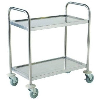 Fully Welded S/St. Trolley...