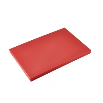 "Red 1"" Chopping Board 18"" x..."