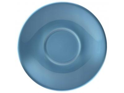 Royal Genware Saucer 12cm Blue