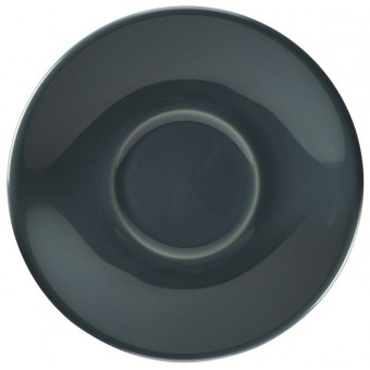 Royal Genware Saucer 12cm Grey
