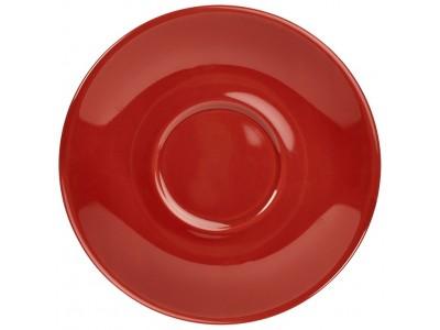 Royal Genware Saucer 12cm Red