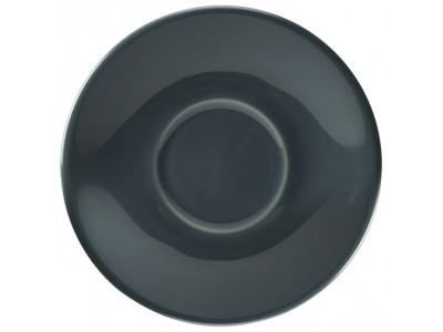 Royal Genware Saucer 13.5cm Grey