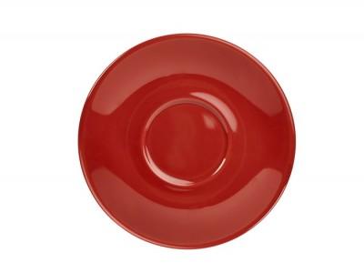 Royal Genware Saucer 16cm Red