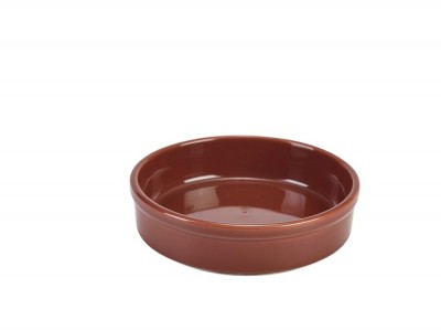 Royal Genware Round Dish 13cm Terracotta