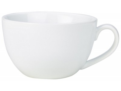 Royal Genware Bowl Shaped Cup 17.5cl/6oz