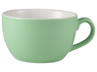 Royal Genware Bowl Shaped Cup 25cl Green