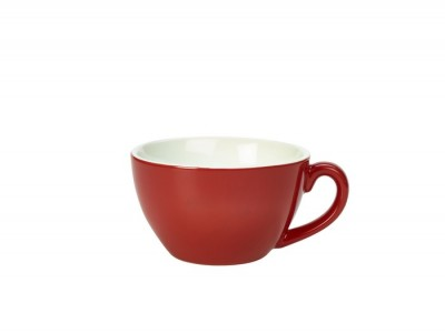 Royal Genware Bowl Shaped Cup 34cl Red