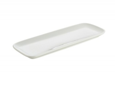 Royal Genware Ellipse Platter 27 x 10cm
